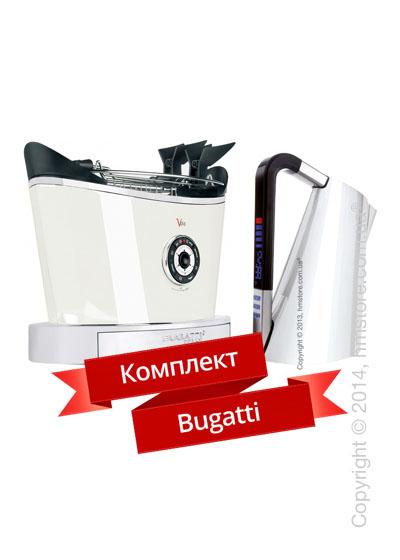 Комплект бытовой техники Bugatti, White