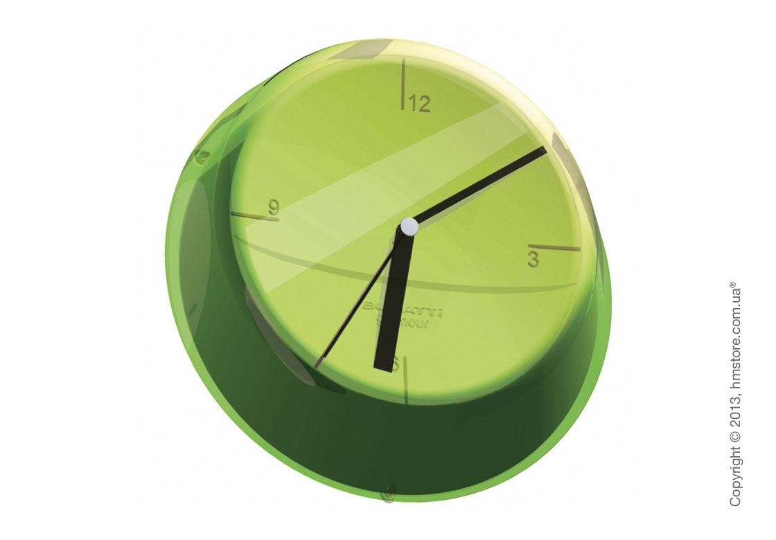 Часы настенные Bugatti Glamour, Зеленые