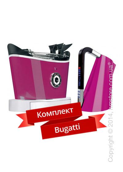 Комплект бытовой техники Bugatti, Lillac