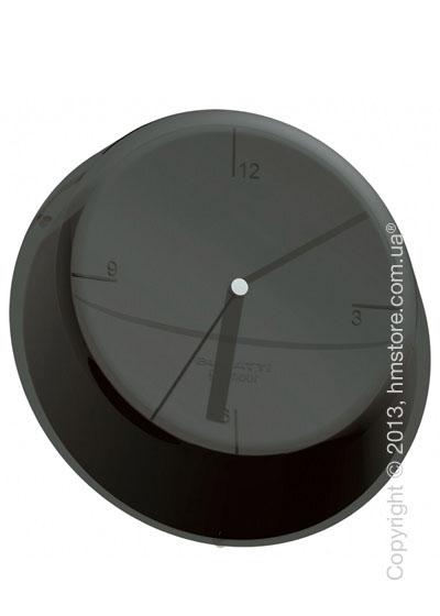 Часы настенные Bugatti Glamour, Черные