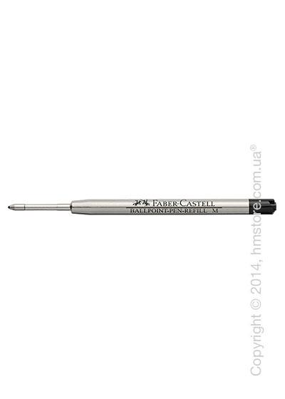Сменный стержень Faber-Castell для ручки шариковой, Черного цвета