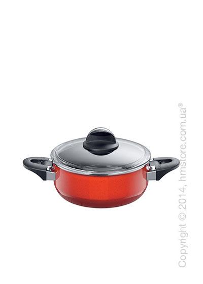 Кастрюля низкая Silit Rojo 1,3 л, Красная