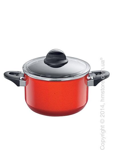 Кастрюля высокая Silit Rojo 6,4 л, Красная