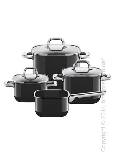 Набор посуды Silit Quadro, Black