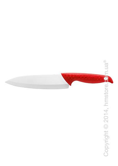 Нож керамический Bodum Bistro, Красный