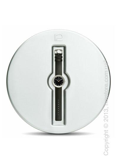 Часы настенные LEFF Amsterdam wall clock day and night black watch