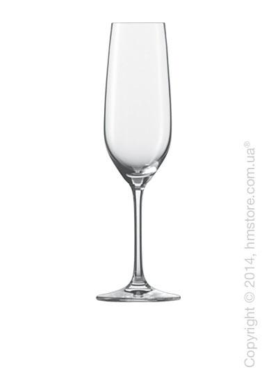 Набор бокалов для шампанского Schott Zwiesel Vina 227 мл на 6 персон