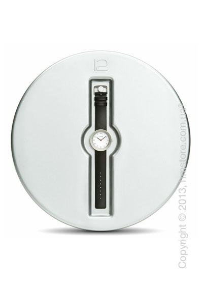 Часы настенные LEFF Amsterdam wall clock day and night white watch