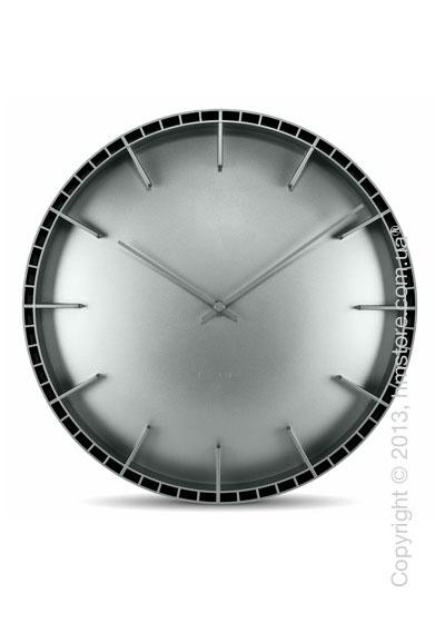 Часы настенные LEFF Amsterdam wall clock dome45 grey
