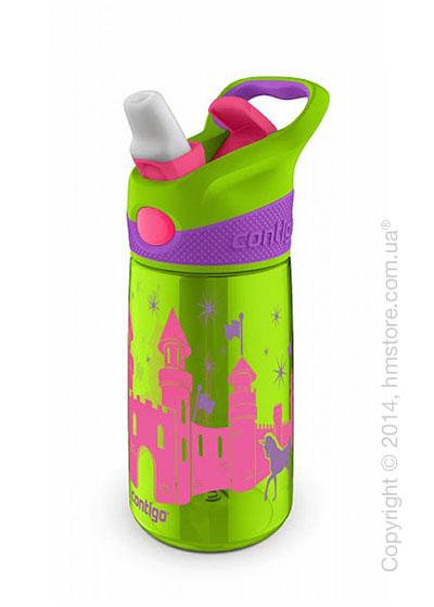 Детская фляга Contigo Striker, Green 420 мл