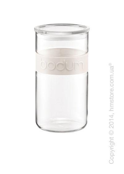 Емкость для хранения продуктов Bodum Presso 2 л, White
