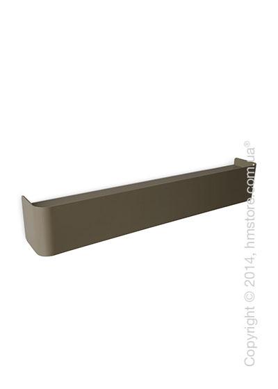 Полка Calligaris Bumper, Metal matt taupe