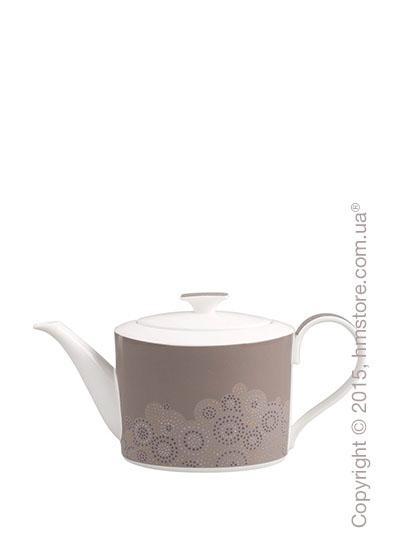 Чайник заварочный Villeroy & Boch коллекция Modern Grace Grey