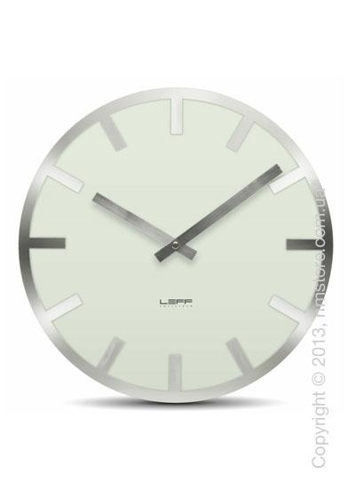 Часы настенные LEFF Amsterdam wall clock metlev35 white index
