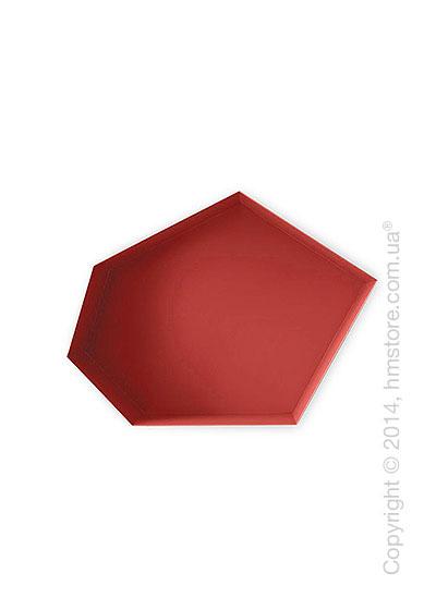 Полка Calligaris Moss, Metal matt red
