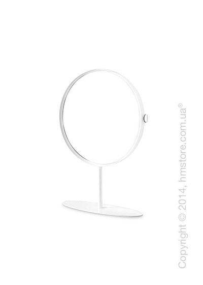 Зеркало Calligaris Kioo, Metal matt optic white