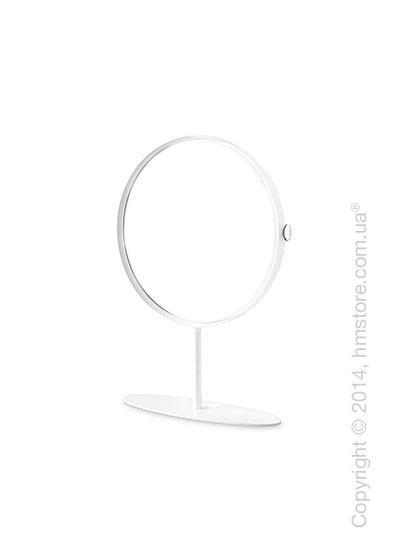 Зеркало Calligaris Kioo, Metal matt optic white