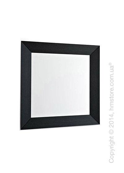 Зеркало Calligaris Double P, Veneer graphite