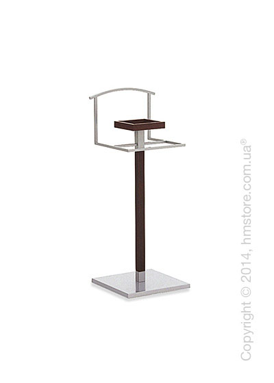 Вешалка Calligaris Landscape, Valet stand, Solid wood oak wenge stained