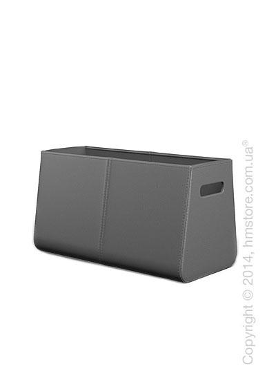Корзина Calligaris Case, PVC Grey