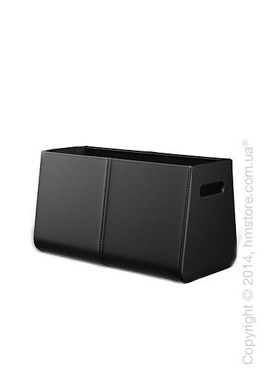 Корзина Calligaris Case, PVC Black
