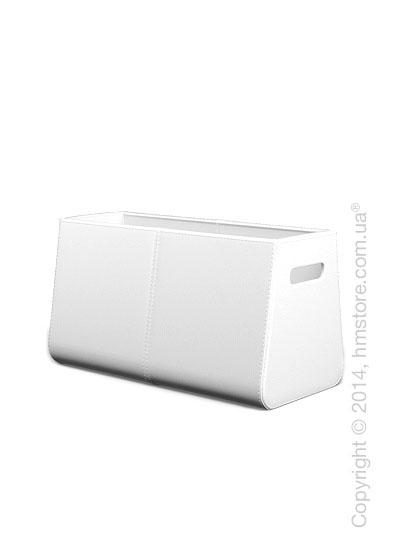 Корзина Calligaris Case, PVC White