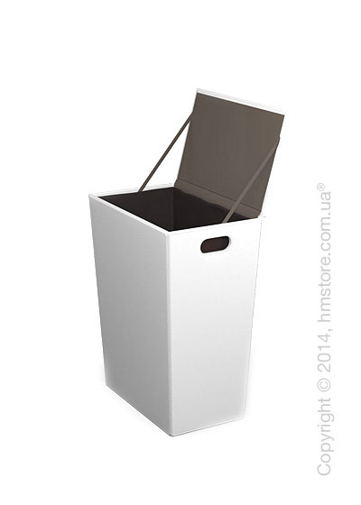 Корзина Calligaris Chest, PVC White