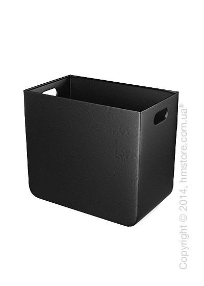 Корзина Calligaris Storage, PVC Black