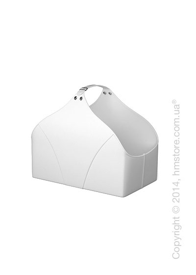 Корзина Calligaris Utility, PVC White