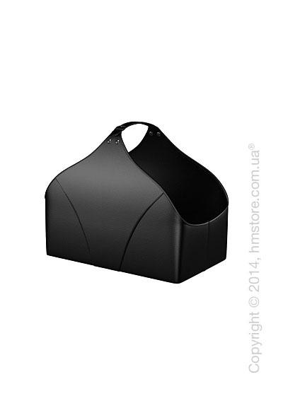 Корзина Calligaris Utility, PVC Black