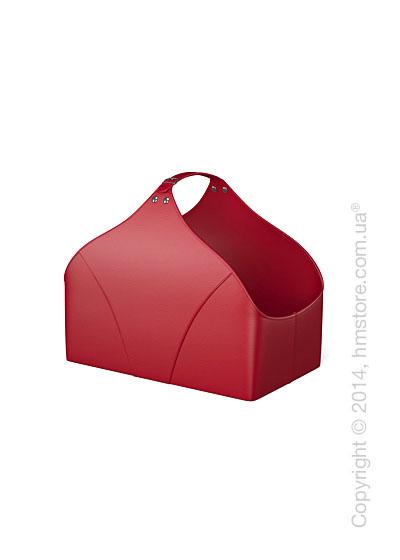 Корзина Calligaris Utility, PVC Red