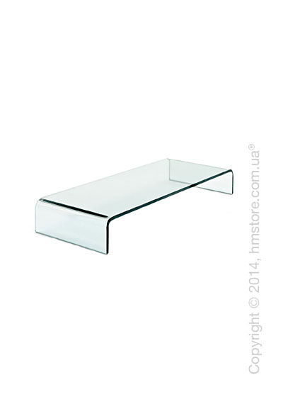 Подставка под телевизор Calligaris Base, Glass transparent