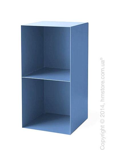 Книжная полка Calligaris Division, Aluminium sky blue