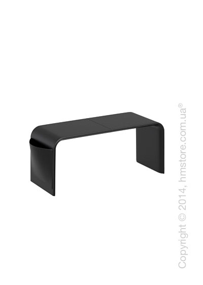 Скамья Сalligaris Shape, Thick leather black