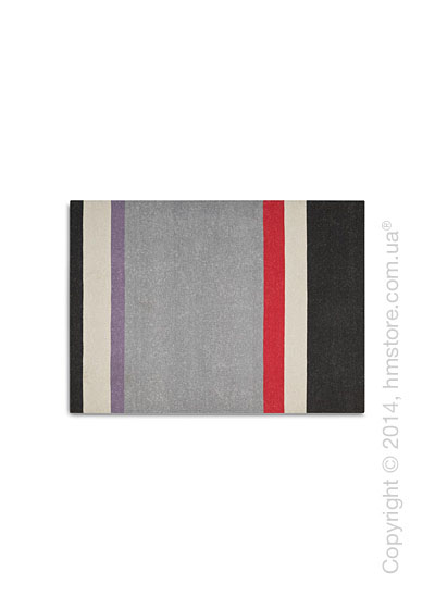 Ковер Calligaris Follower L, Wool red and Violet