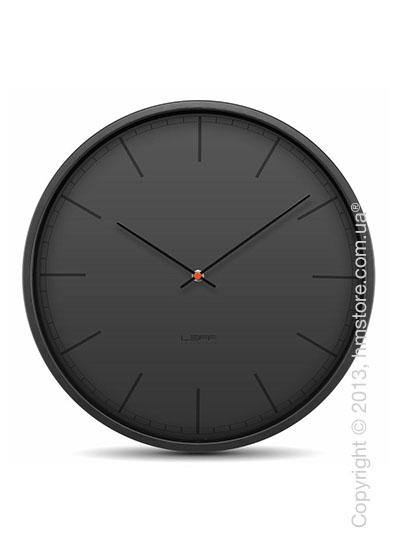 Часы настенные LEFF Amsterdam wall clock tone35, Black index