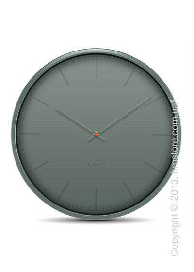 Часы настенные LEFF Amsterdam wall clock tone35, Grey index