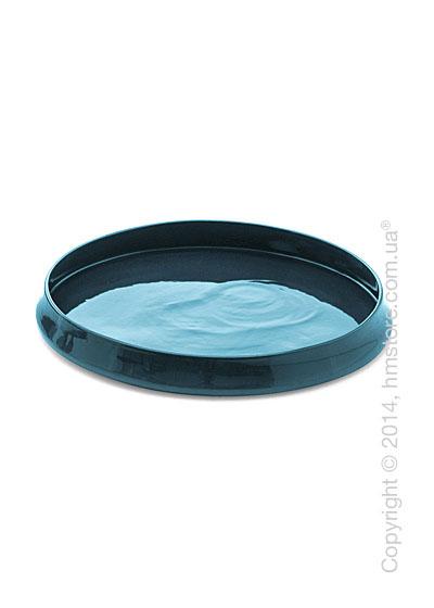 Настольная ваза Calligaris Glenn M, Ceramic petrol blue