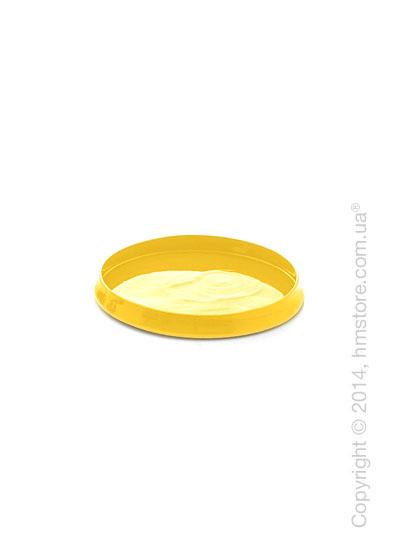 Настольная ваза Calligaris Glenn S, Ceramic yellow