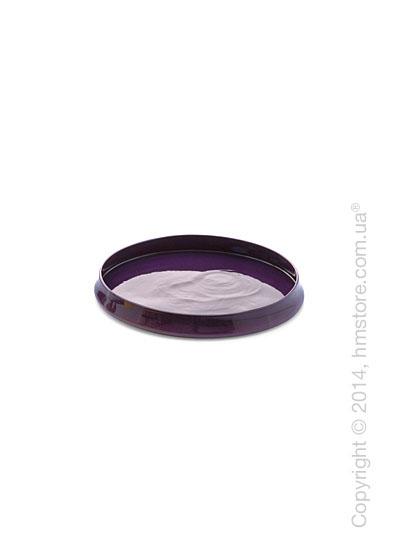 Настольная ваза Calligaris Glenn S, Ceramic violet