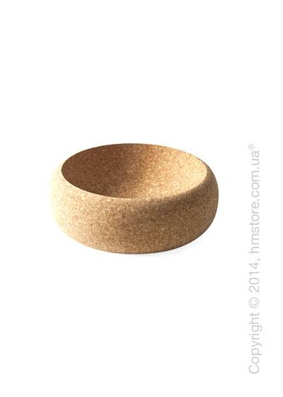 Настольная ваза Calligaris Kork S, Cork natural