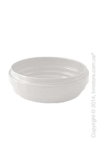 Настольная ваза Calligaris Lennox, Ceramic white