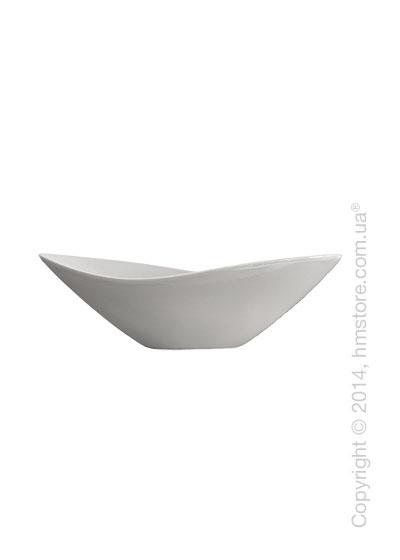Настольная ваза Calligaris Linette, Ceramic white