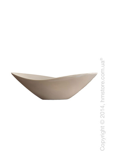 Настольная ваза Calligaris Linette, Ceramic taupe