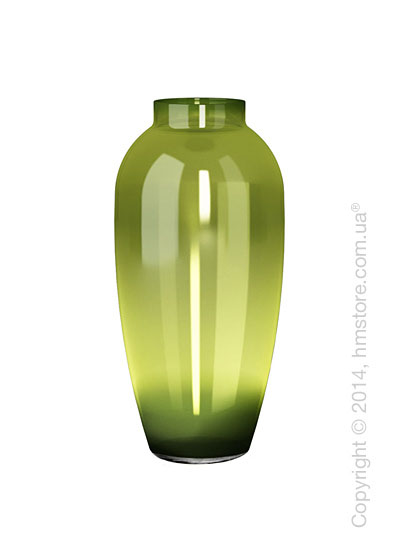 Ваза Calligaris Ashley L, Transparent green