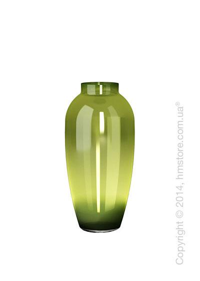 Ваза Calligaris Ashley M, Transparent green