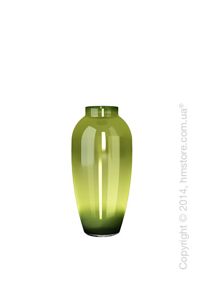 Ваза Calligaris Ashley S, Transparent green