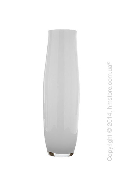 Ваза Calligaris Babette M, Glass white