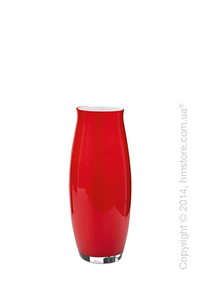 Ваза Calligaris Babette S, Glass red