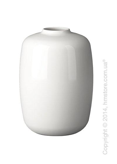 Ваза Calligaris Blanco M, Glass white